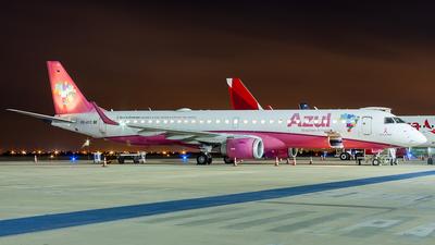 PR-AYO - Embraer 190-200IGW - Azul Linhas Aéreas Brasileiras