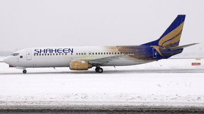 SP-LLK - Boeing 737-4Q8 - Shaheen Air International