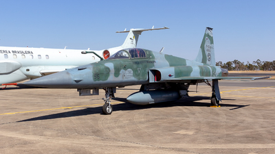 FAB4856 - Northrop F-5EM Tiger II - Brazil - Air Force