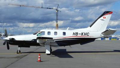A picture of HBKHC - Socata TBM700C - [342] - © Eugen P.