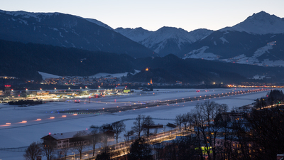 LOWI - Airport - Airport Overview