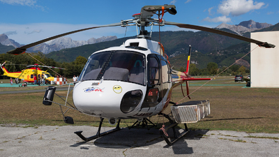 I-AMVS - Eurocopter AS 350B3 Ecureuil - Elimast
