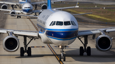 B-6629 - Airbus A321-231 - China Southern Airlines