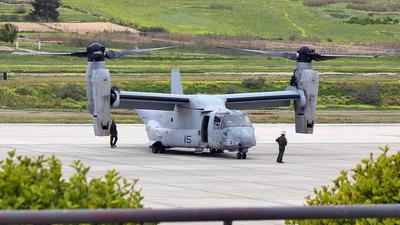 168232 - Boeing MV-22B Osprey - United States - US Marine Corps (USMC)