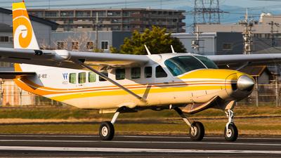 JA208D - Cessna 208B Grand Caravan - First Flying (FFC)