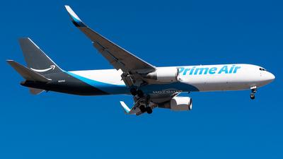A picture of N227AZ - Boeing 767323(ER)(BDSF) - Air Transport International - © John Newsome