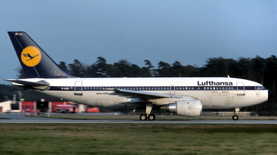 D-AICK - Airbus A310-203 - Lufthansa