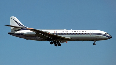 F-BHRF - Sud Aviation SE 210 Caravelle III - Air France