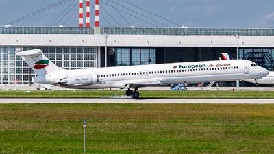 LZ-LDU - McDonnell Douglas MD-82 - European Air Charter