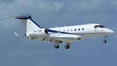 XA-TUB - Embraer EMB-550 Legacy 500 - Private