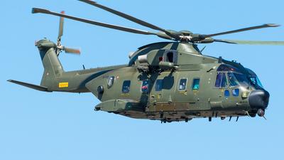 M-519 - Agusta-Westland AW-101 - Denmark - Air Force