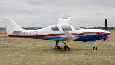 VH-FTZ - Lancair IV-P - Private