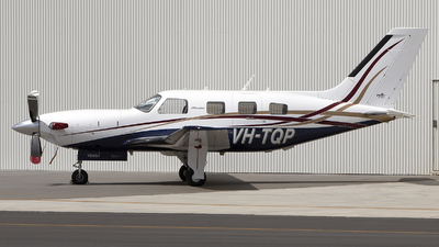 VH-TQP - Piper PA-46-M500 - Private