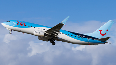 A picture of GTAWS - Boeing 7378K5 - TUI fly - © Dominic Hall