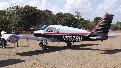 N5579U - Piper PA-28-140 Cherokee - Private