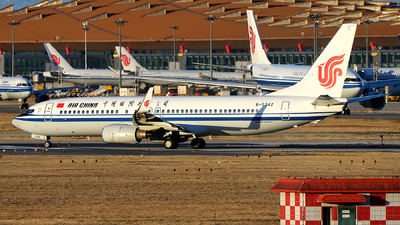 B-5342 - Boeing 737-89L - Air China
