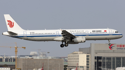 B-6741 - Airbus A321-232 - Air China