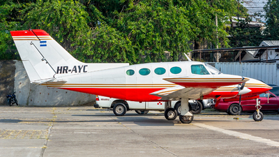 HR-AYC - Cessna 402B - Private