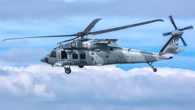 ANX-2308 - Sikorsky UH-60M Blackhawk - Mexico - Navy