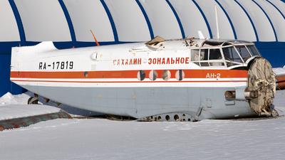 RA-17819 - PZL-Mielec An-2R - Zonalnoye Air Enterprise