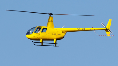 OO-HCA - Robinson R44 Clipper - Héli and Co