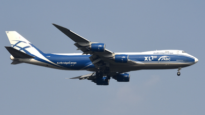 VP-BBY -  - Air Bridge Cargo