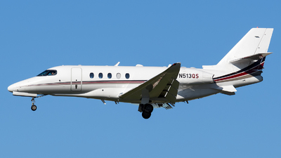 N513QS - Cessna Citation Latitude - NetJets Aviation