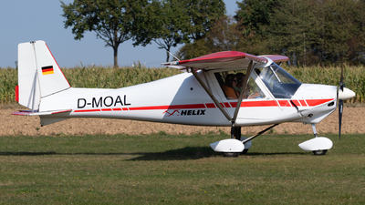 D-MOAL - Ikarus C-42B Cyclone - Private