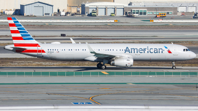N146AA - Airbus A321-231 - American Airlines