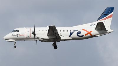 VH-ZLC - Saab 340B - Regional Express (REX)