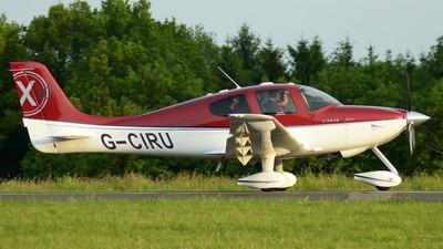 G-CIRU - Cirrus SR20 - Private