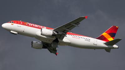 N763AV - Airbus A320-214 - Avianca