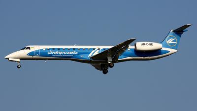 UR-DNE - Embraer ERJ-145EU - Dniproavia