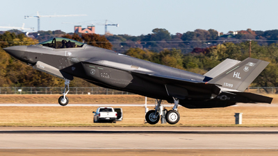 15-5199 - Lockheed Martin F-35A Lightning II - United States - US Air Force (USAF)