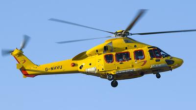 G-NHVU - Airbus Helicopters H175 - Noordzee Helikopters Vlaanderen (NHV)