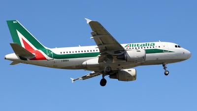 A picture of IBIMA - Airbus A319112 - Alitalia - © J.M.Carballo