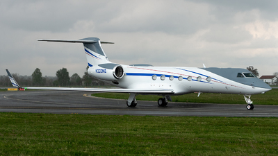 N333MB - Gulfstream G550 - Private