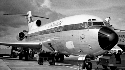 D-ABIL - Boeing 727-30 - Lufthansa