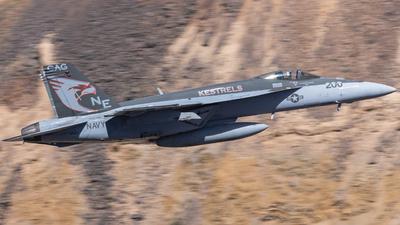 165897 - Boeing F/A-18E Super Hornet - United States - US Navy (USN)