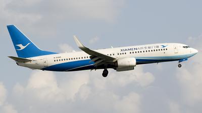 B-6485 - Boeing 737-85C - Xiamen Airlines