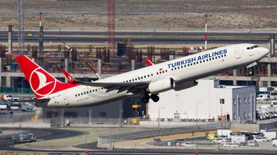TC-JYF - Boeing 737-9F2ER - Turkish Airlines
