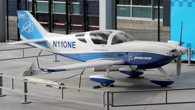 N110NE - Glasair Aviation SII-S FT - Boeing Employees Flying Association