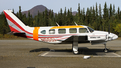 N555VS - Piper PA-31-310 Navajo - Denali Air