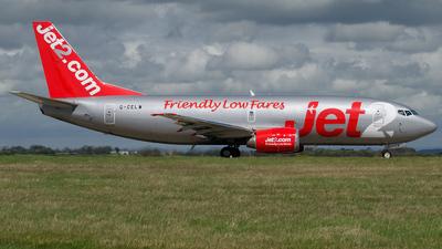 G-CELW - Boeing 737-377(SF) - Jet2.com