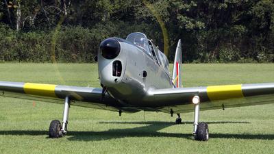 A picture of N53941 - De Havilland Canada DHC1 Chipmunk - [010088] - © Kevin Porter