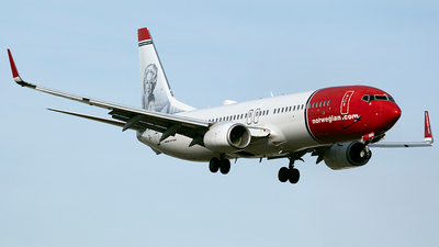 SE-RRU - Boeing 737-8JP - Norwegian