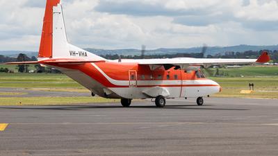 VH-VHA - CASA C-212-400E Aviocar - Skytraders