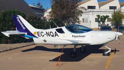 EC-NQA - Czech Sport Aircraft PS-28 Cruiser - Flyschool