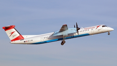 OE-LGG - Bombardier Dash 8-Q402 - Austrian Airlines