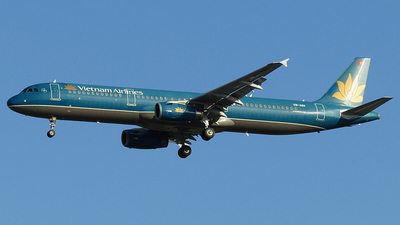 VN-A611 - Airbus A321-231 - Vietnam Airlines
